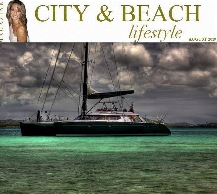 CITY & BEACH LIFESTYLE MAGAZINE