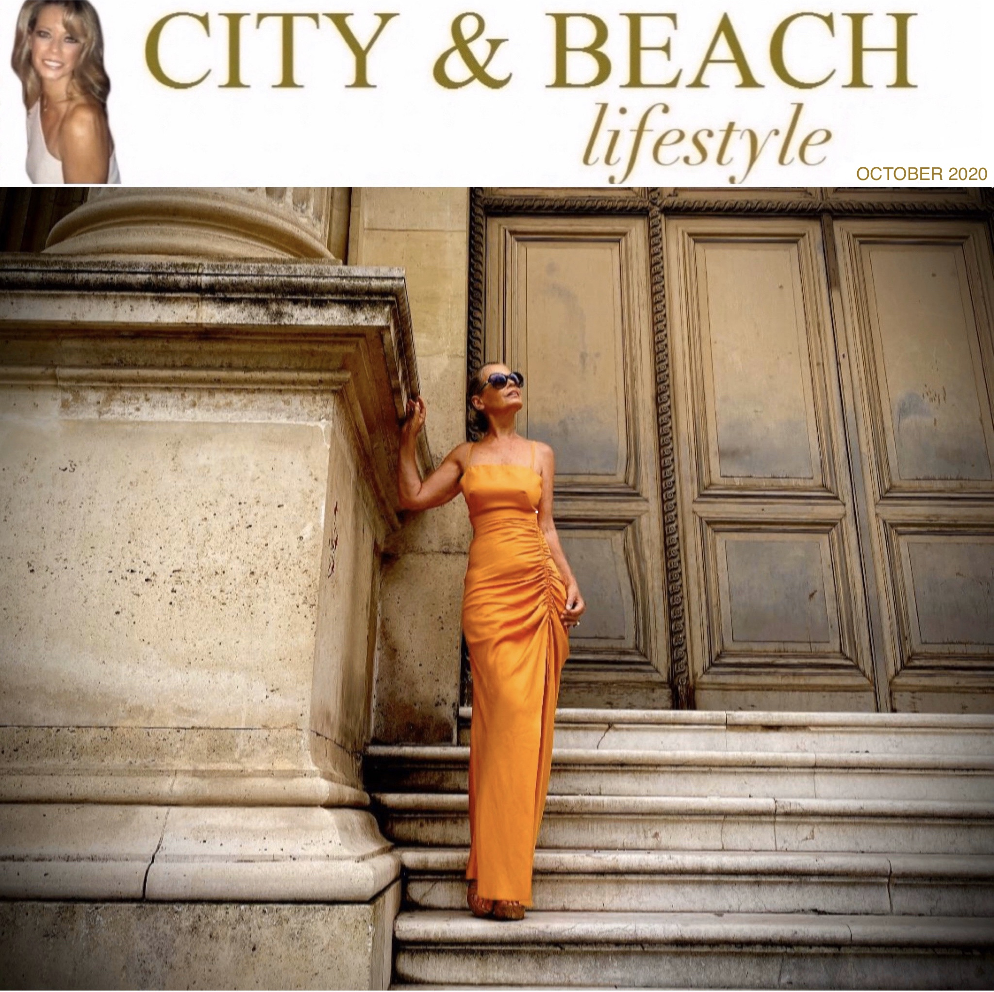 CITY & BEACH LIFESTYLE MAGAZINE